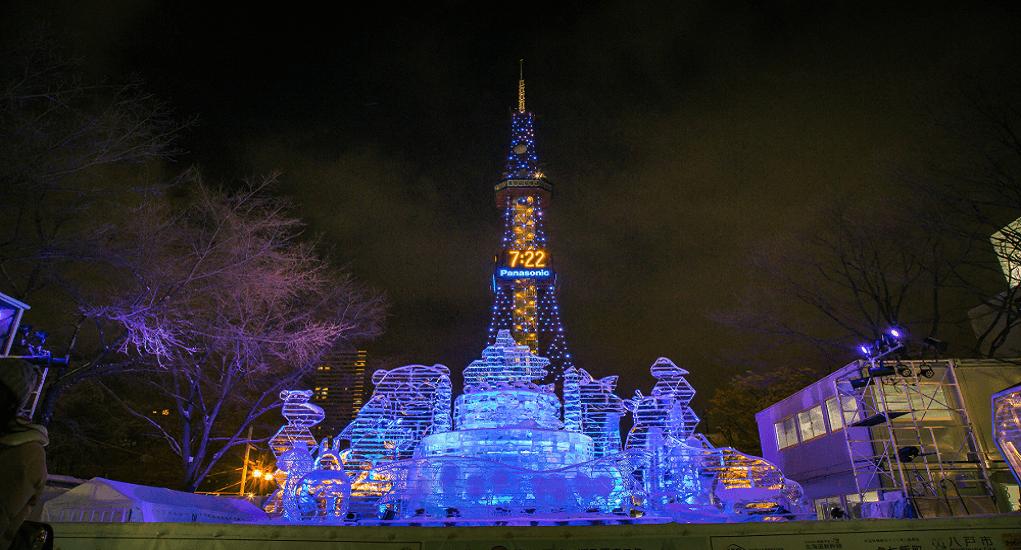 Hokkaido - Sapporo Snow Festival