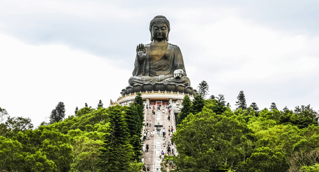 Hong Kong - Big Buddha