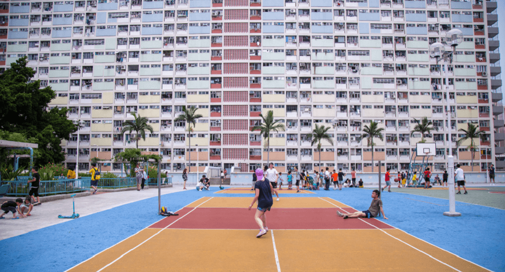 Hong Kong - Choi Hung Estate