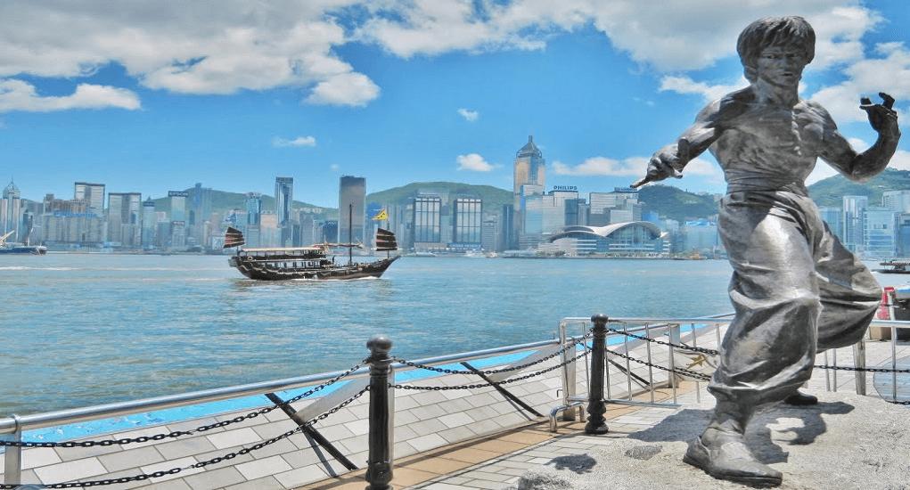 Hong Kong - Tsim Sha Tsui East Promenade