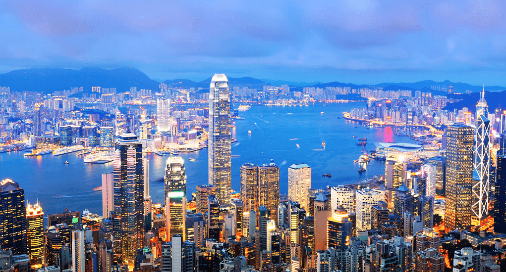 Hong Kong - Victoria Peak