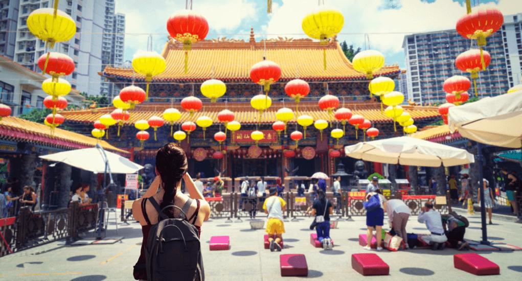 Hong Kong - Wong Tai Sin Temple