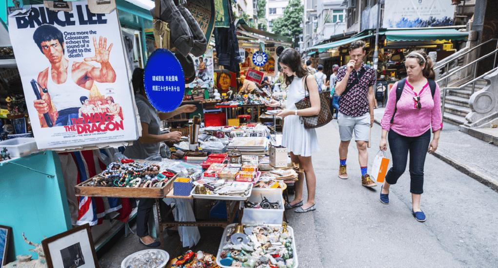 Hongkong - Cat Street