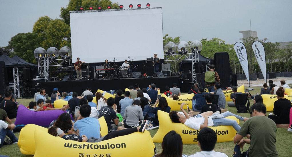 Hongkong - Freespace Happening