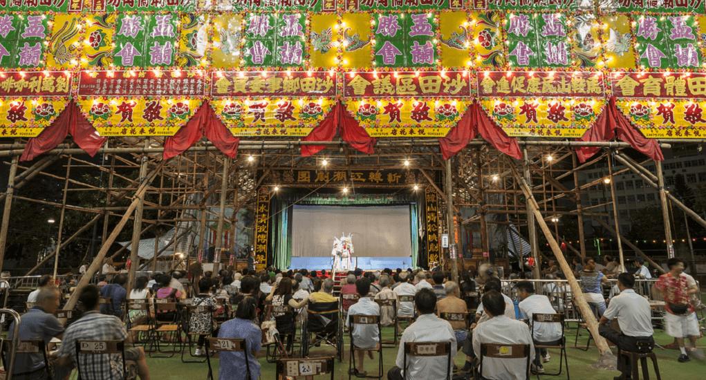 Hongkong - Hungry Ghost Festival
