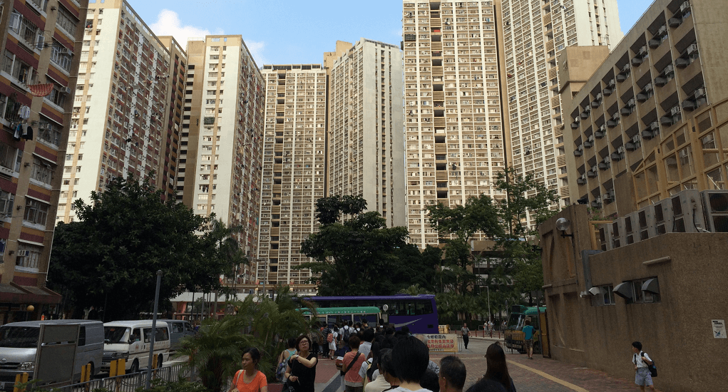 Hongkong - M+ Pavilion