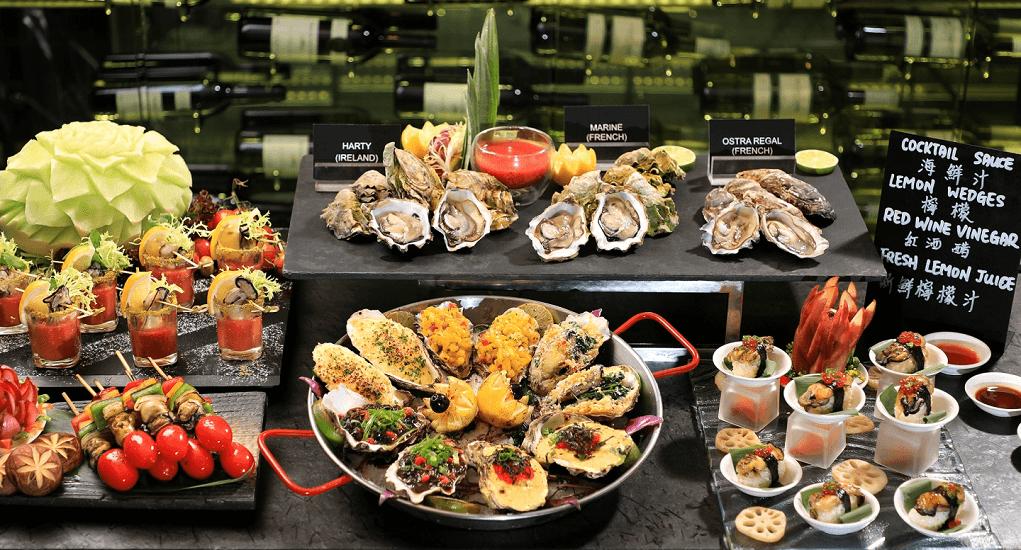 Hongkong - Oyster Specialty