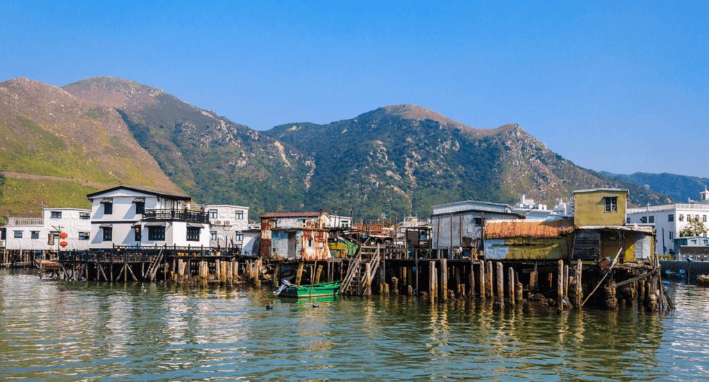 Hongkong - Pang Uks