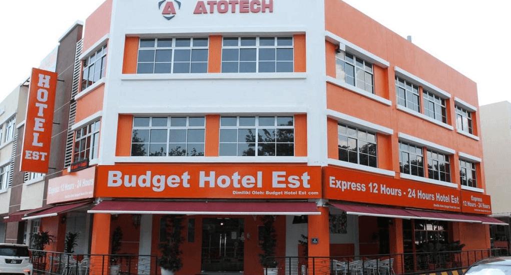 Hotel Dekat Bandara Penang - Budget Hotel EST Com Penang