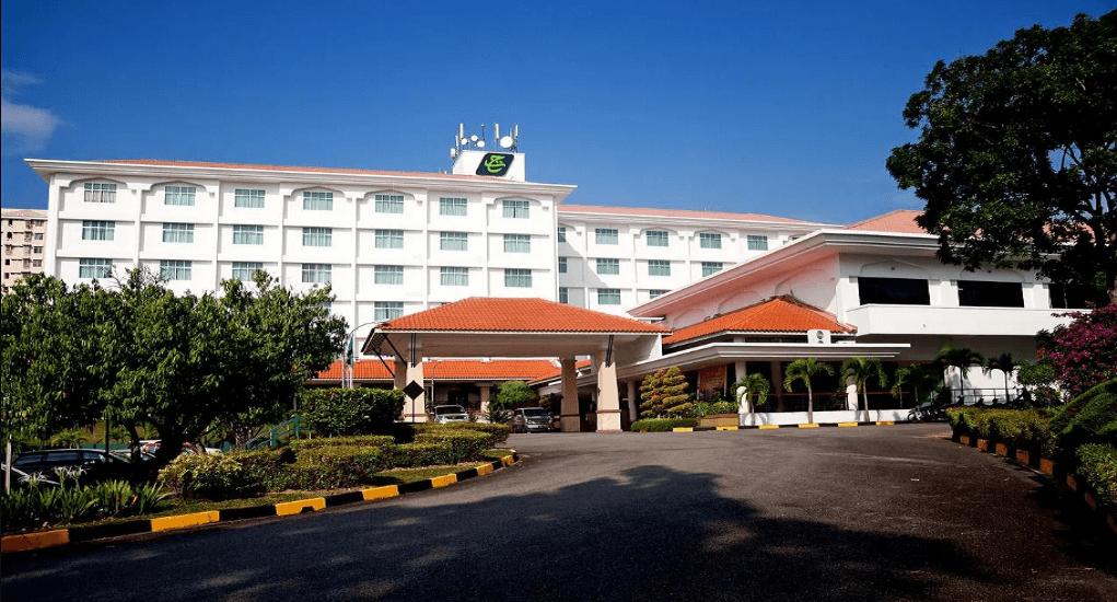 Hotel Dekat Bandara Penang - TH Hotel Penang