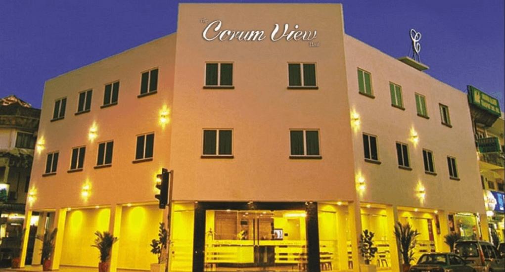Hotel Dekat Bandara Penang - The Corum View Hotel
