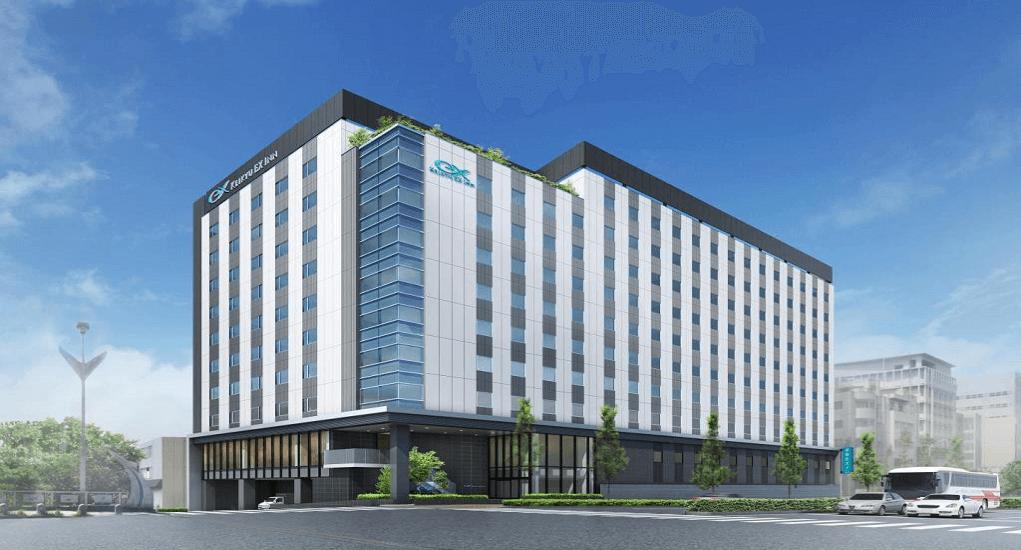 Hotel Haneda Airport - Keikyu EX Inn Haneda