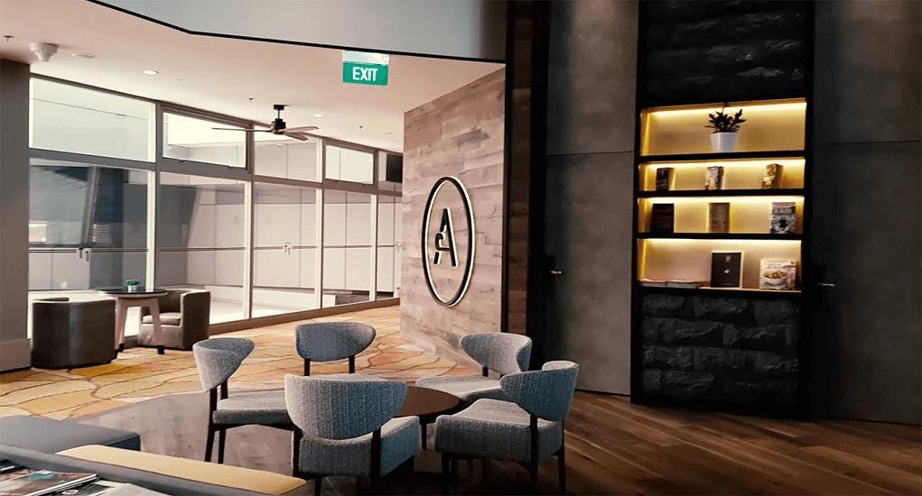 Hotel bandara Changi - Hotel Aerotel Singapura