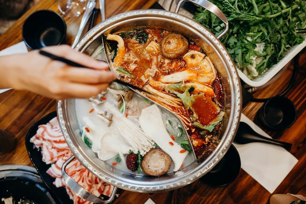 Hotpot is about the experience of eating together a hot meal
