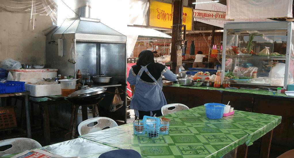 Hua Hin - Al Hilal Restaurant