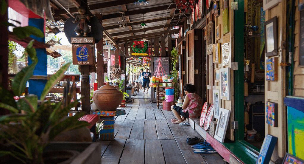 Hua Hin - Artists Village Baan Sillapin