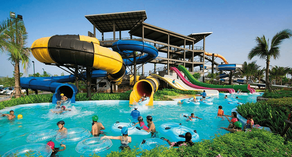 Hua Hin - Black Mountain Water Park