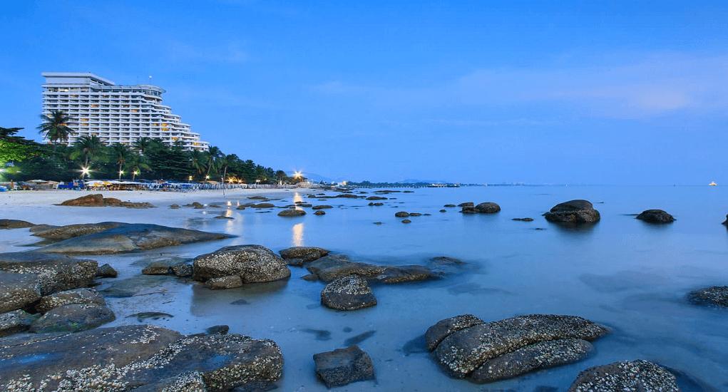 Hua Hin - Hua Hin Beach