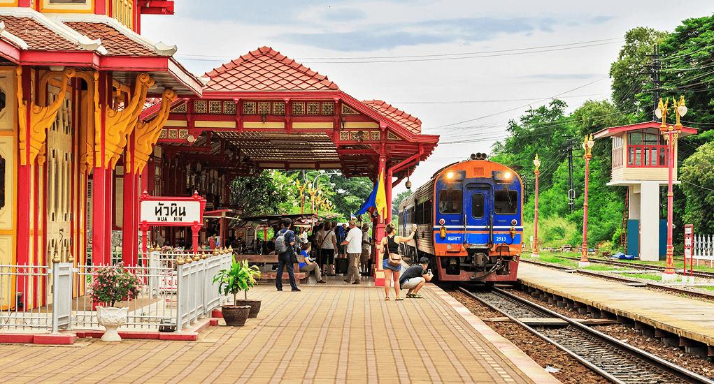 Hua Hin - Hua Hin Railway Station