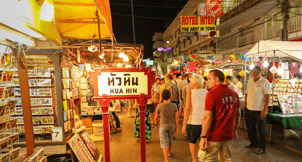 Hua Hin - Night Bazaar