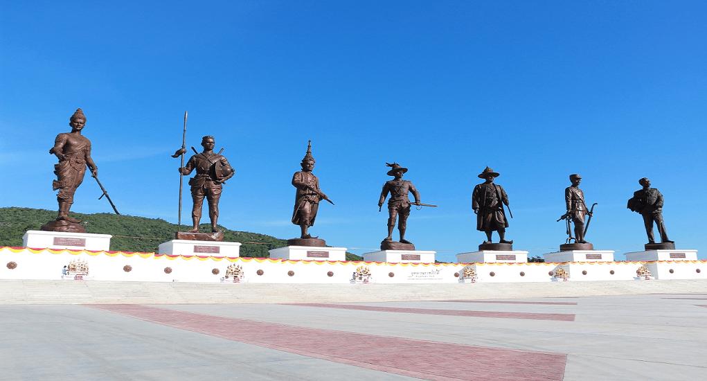 Hua Hin - Ratchapak Park