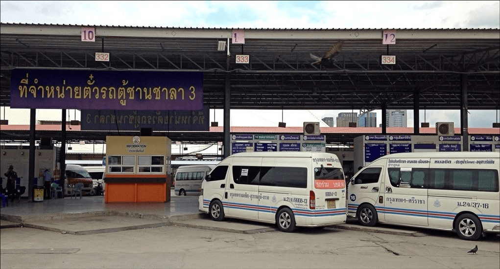 Hua Hin - Transportasi