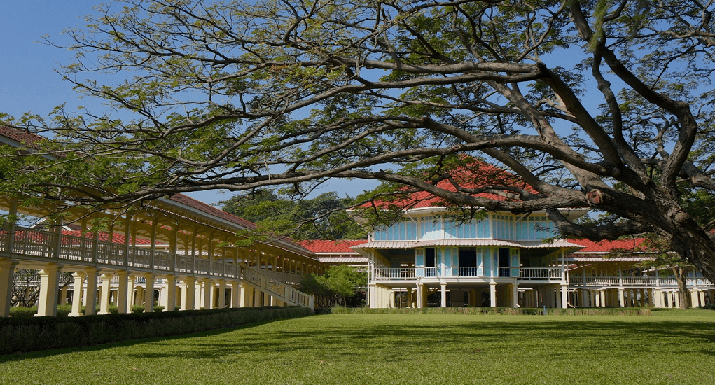 Hua Hin - istana mrigadayavan