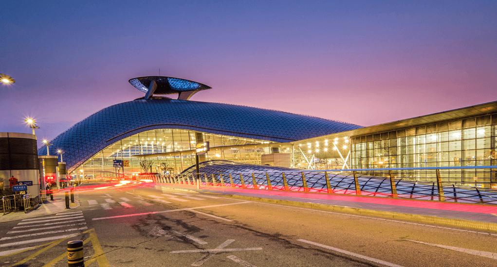 Incheon Airport - Chinatown