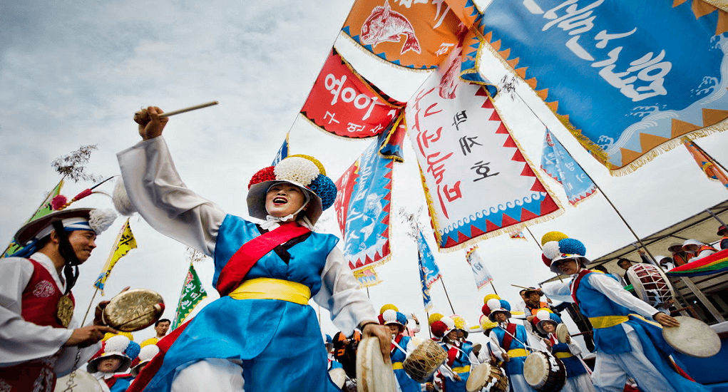 Incheon - Bupyeong Pungmul Festival