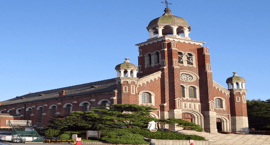 Incheon - Dapdong Catholic Church