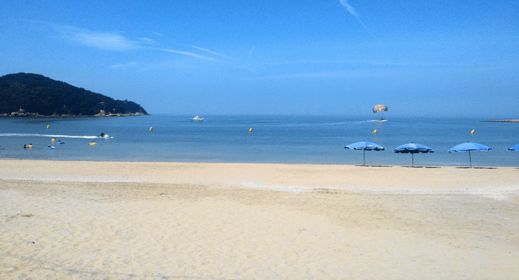 Incheon Pantai Eurwangni Airpaz Blog Tips Liburan Dan