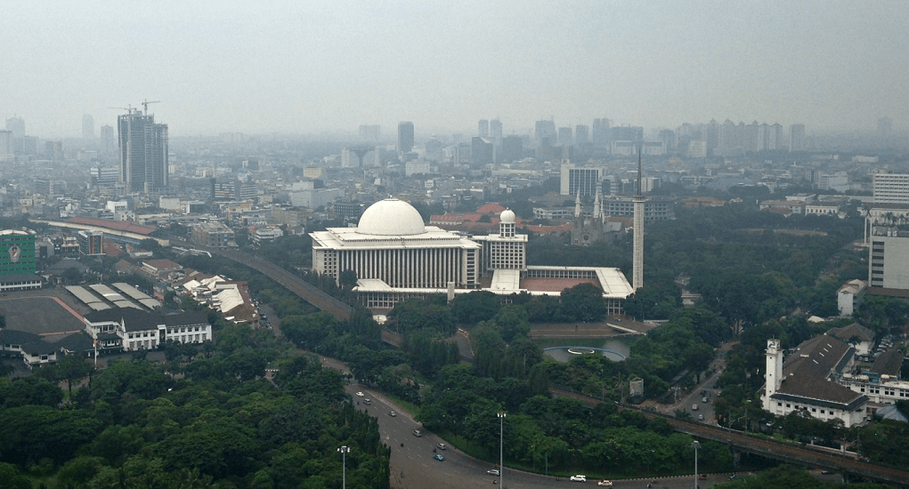Jakarta - Istiqlal Mosque