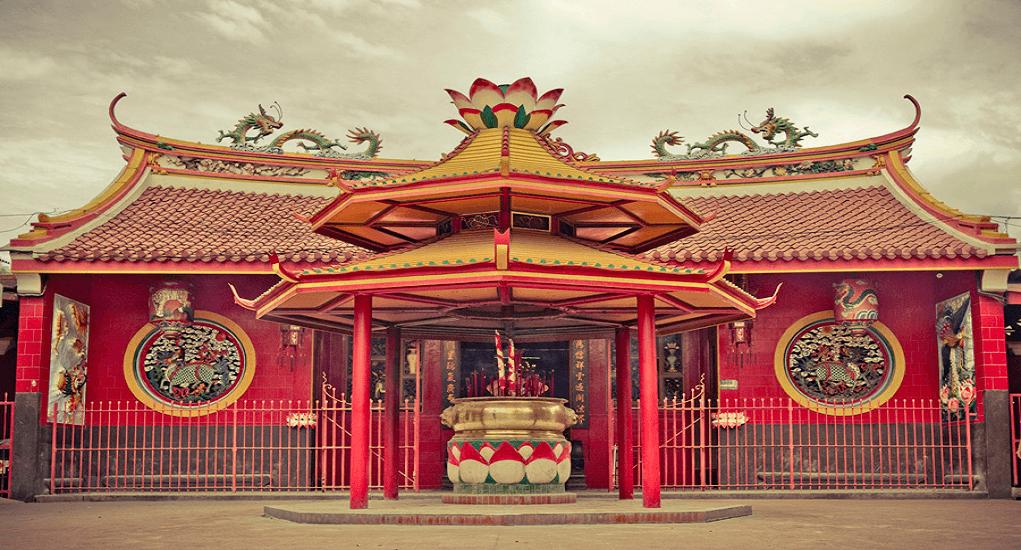 Jakarta - Jin De Yuan