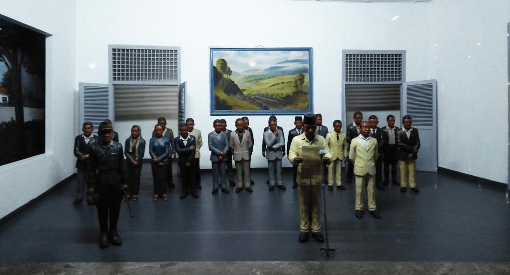 Jakarta - Museum Sejarah Nasional