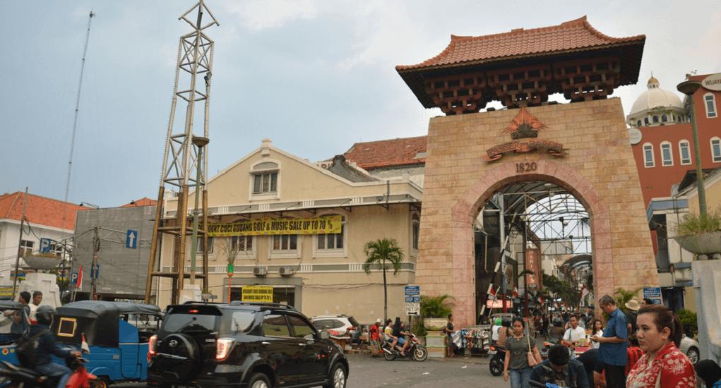 Jakarta - Pasar Baru