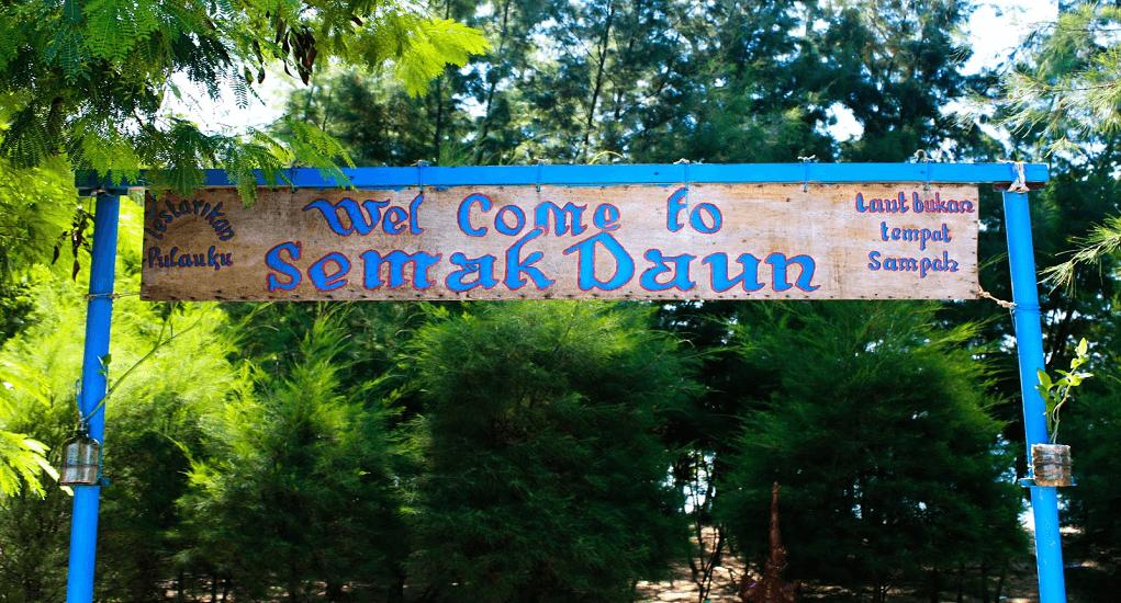 Jakarta - Pulau Semak Daun