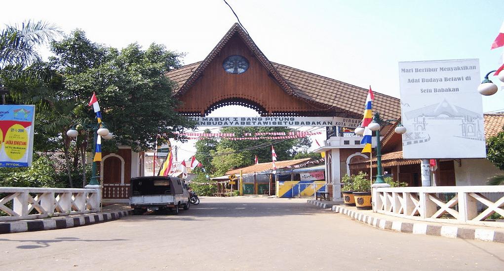 Jakarta - Setu Babakan