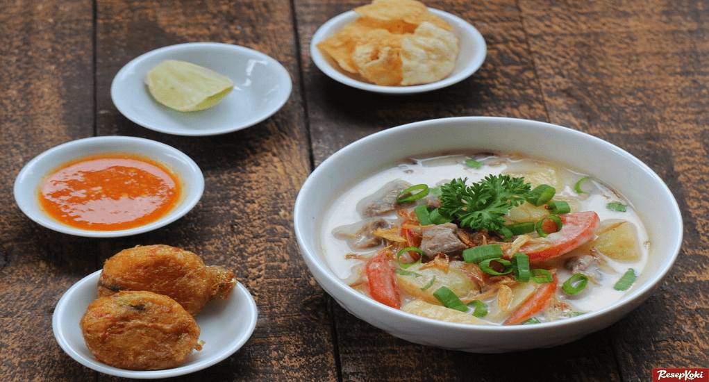 Jakarta Soto Betawi Airpaz Blog The Most Complete Holiday Tips