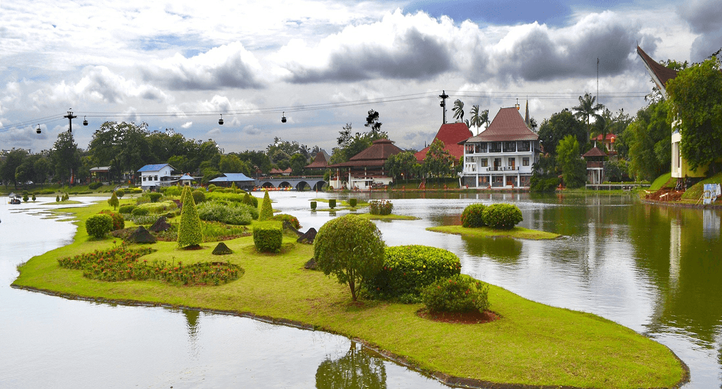 Jakarta - Taman Mini Indonesia Indah