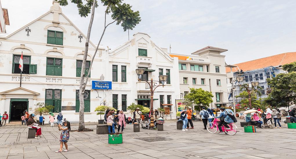 Jakarta - The Fatahillah Museum