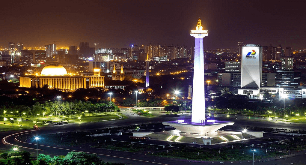 Jakarta - The National Monument Monument (Monas)