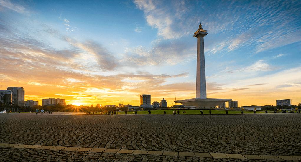 Jakarta - The National Monument Monument