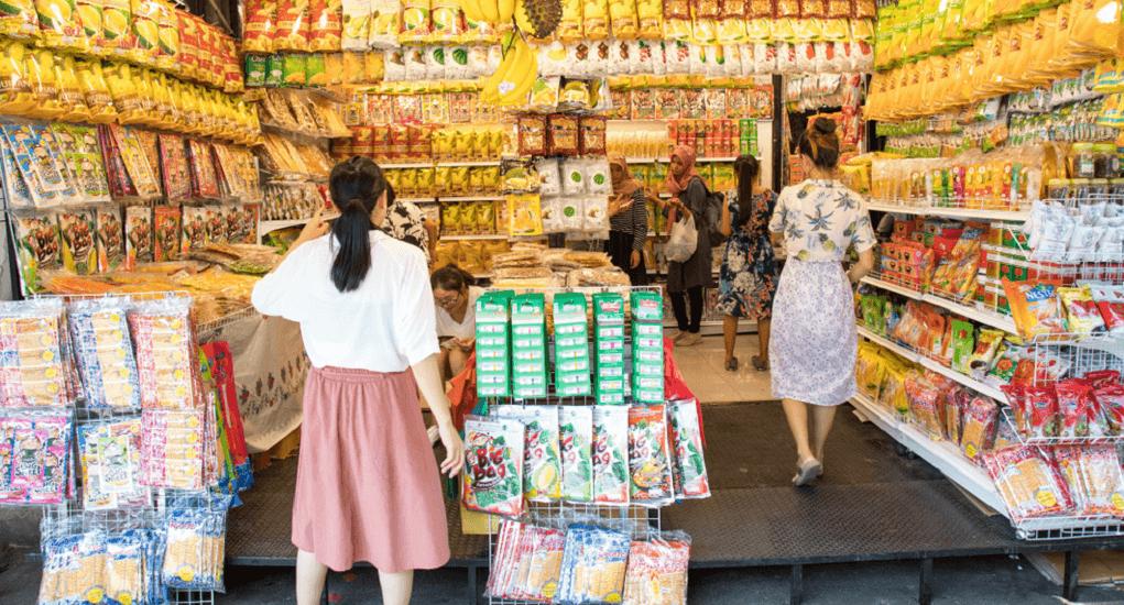 Jastip Bangkok - Snack Buah-Buahan Kering