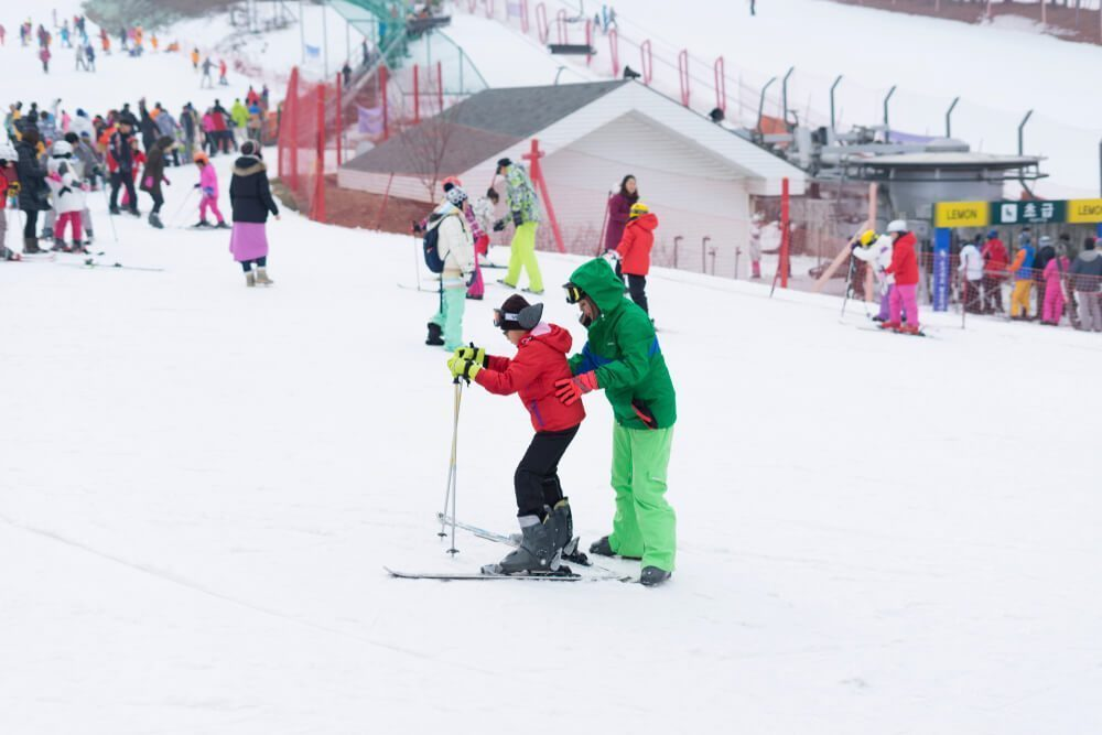 Jisan Ski Resort