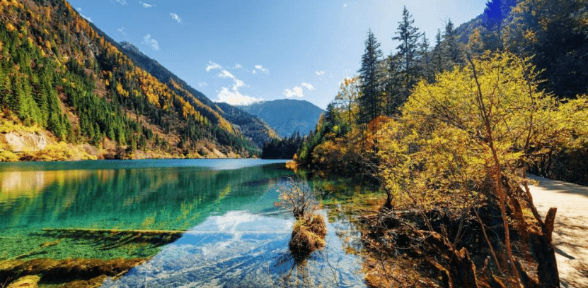 jiuzhai-valley-national-park-in-china