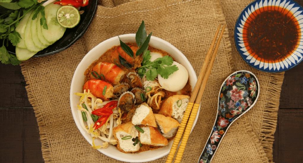 Johor Bahru - Food in Johor Bahru