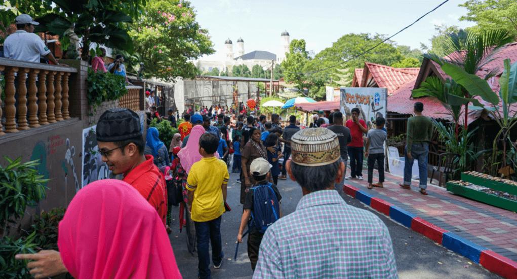 Johor Bahru - Johor zoo