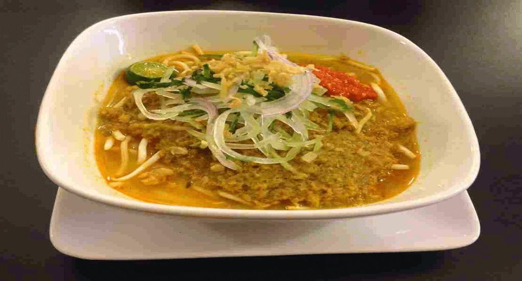 Johor Bahru - Laksa Johor