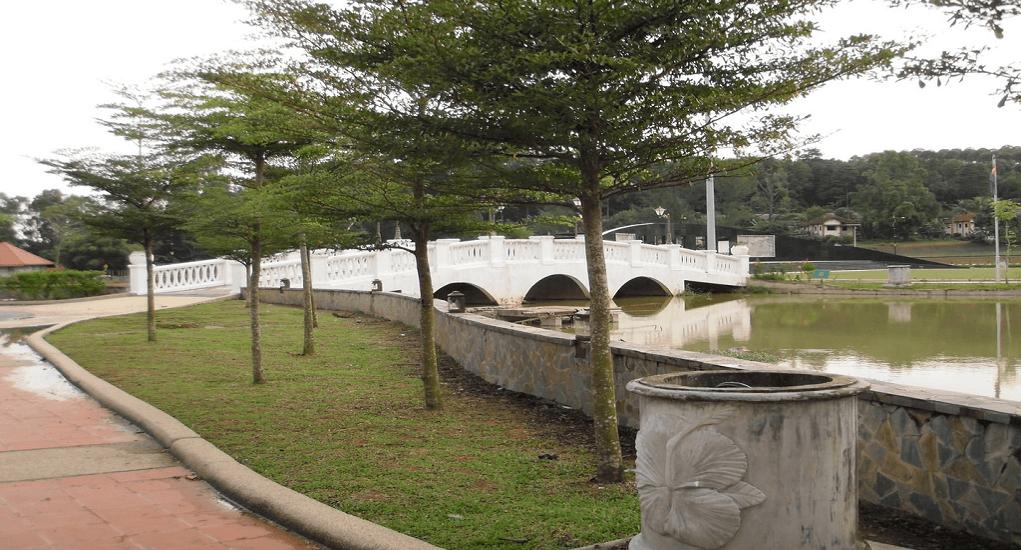 Johor Bahru - Taman Merdeka Johor Bahru