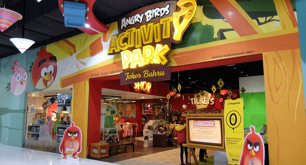 Johor Bahru - The Angry Birds Theme Park
